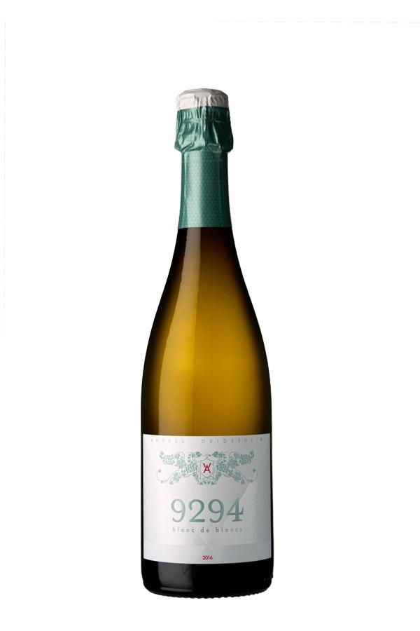 Andres Deidesheim Sekt 9294 Blanc de Blanc Brut